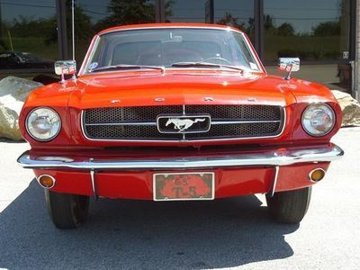 1965 Ford T-5 Mustang SOLD - Click to see full-size photo viewer