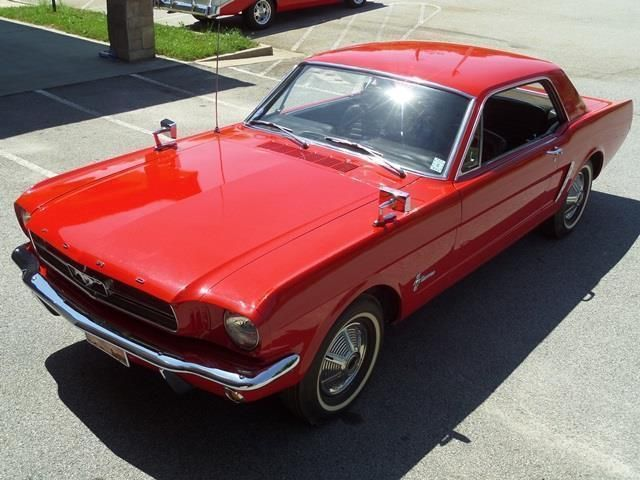 1965 Ford T-5 Mustang SOLD - 10737969 - 23