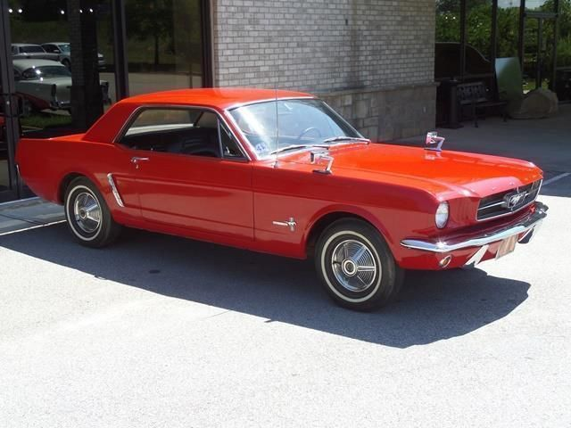 1965 Ford T-5 Mustang SOLD - 10737969 - 82