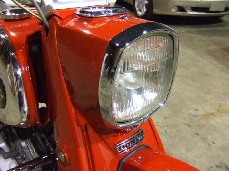 1965 HONDA CA95 150 BENLY DREAM  - 823575 - 11