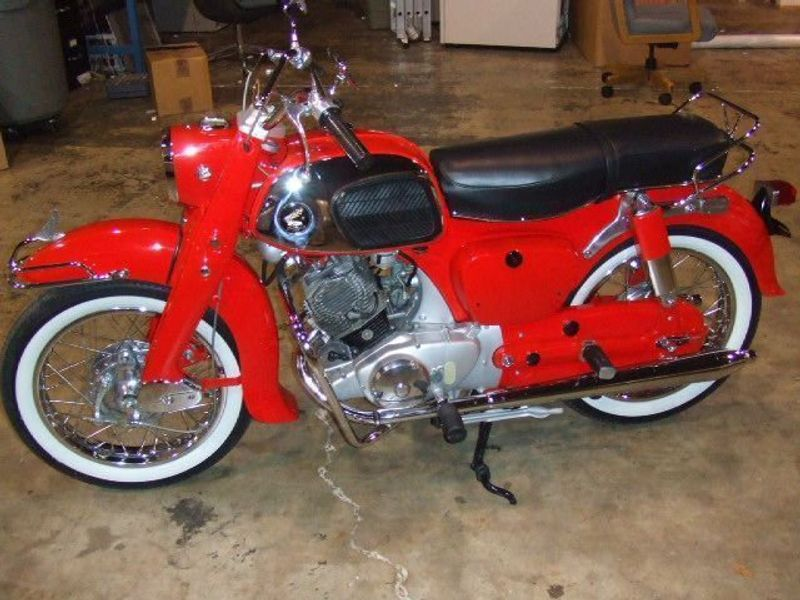 1965 HONDA CA95 150 BENLY DREAM  - 823575 - 1