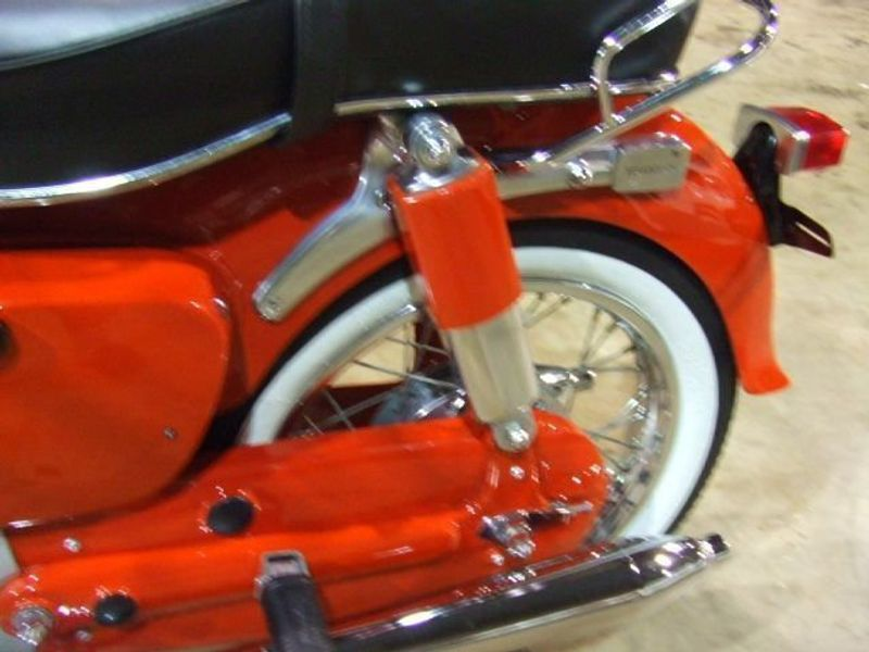 1965 HONDA CA95 150 BENLY DREAM  - 823575 - 28
