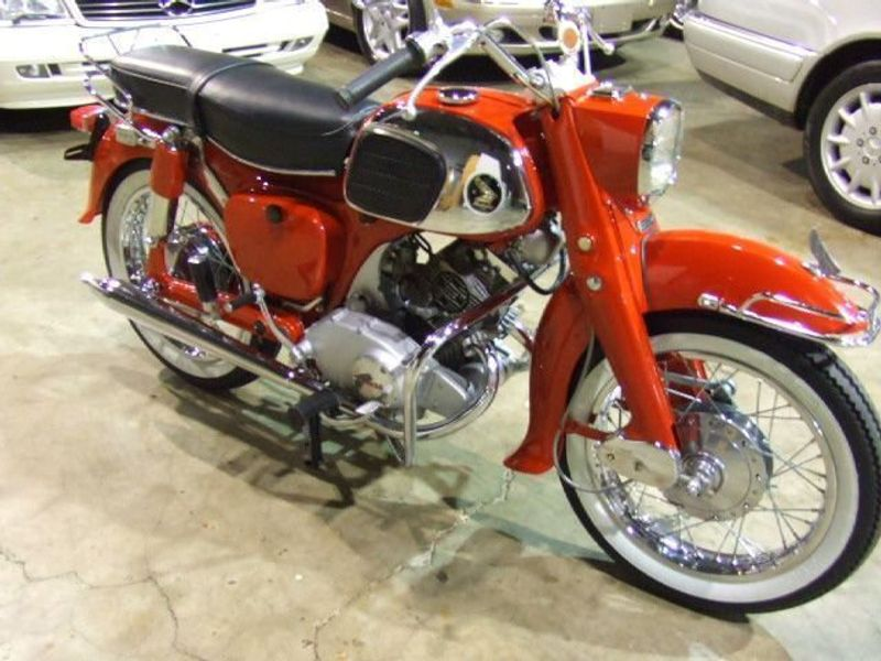 1965 HONDA CA95 150 BENLY DREAM  - 823575 - 37
