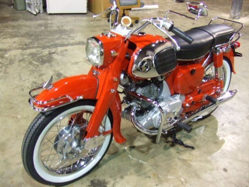 1965 HONDA CA95 150 BENLY DREAM  - 823575 - 38