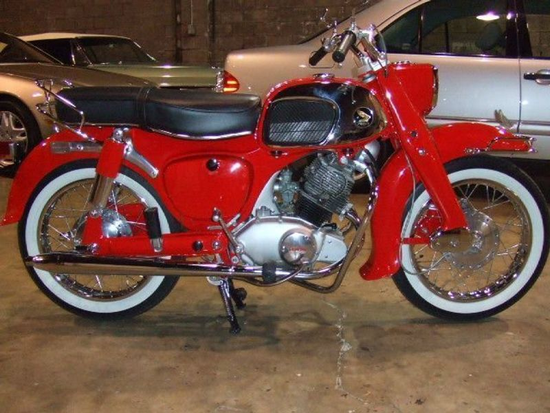 1965 HONDA CA95 150 BENLY DREAM  - 823575 - 3
