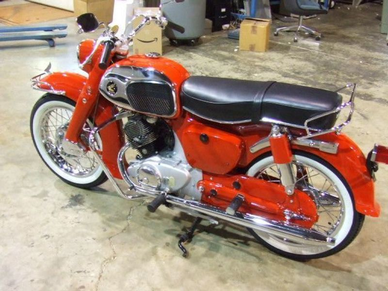 1965 HONDA CA95 150 BENLY DREAM  - 823575 - 4