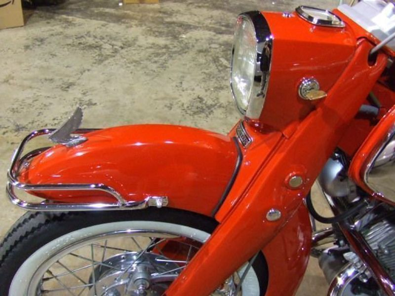 1965 HONDA CA95 150 BENLY DREAM  - 823575 - 5