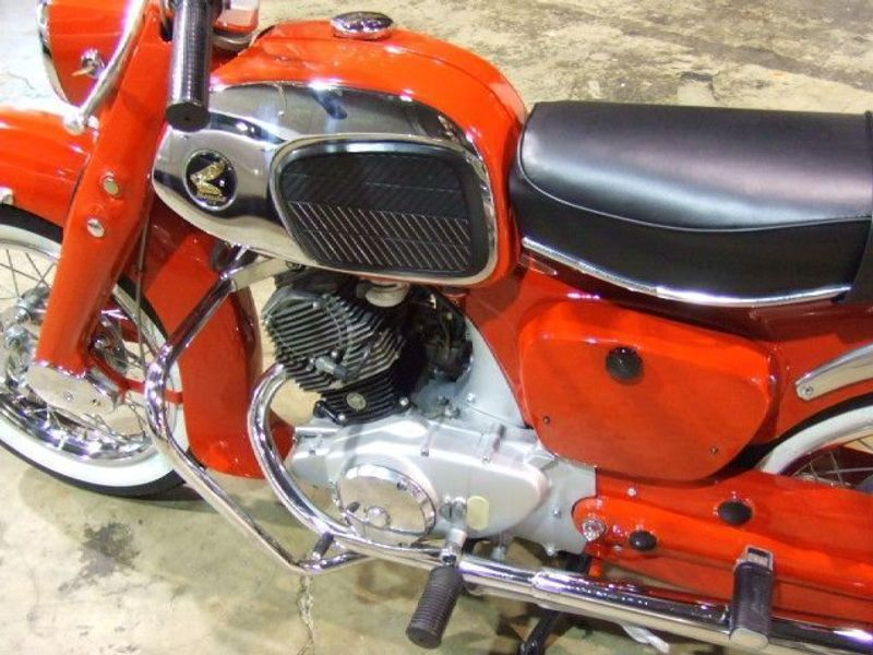 1965 HONDA CA95 150 BENLY DREAM  - 823575 - 6