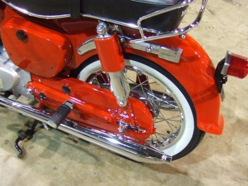 1965 HONDA CA95 150 BENLY DREAM  - 823575 - 7