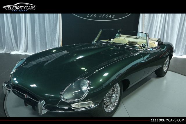 Jaguar E Type >> 1965 Used Jaguar E Type Series 1 Xke At Celebrity Cars Las Vegas