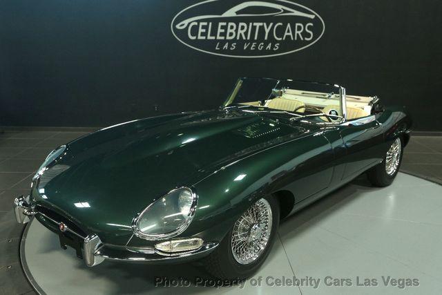 Jaguar E Type >> 1965 Used Jaguar E Type Series 1 Xke At Celebrity Cars Las Vegas Nv Iid 18946118