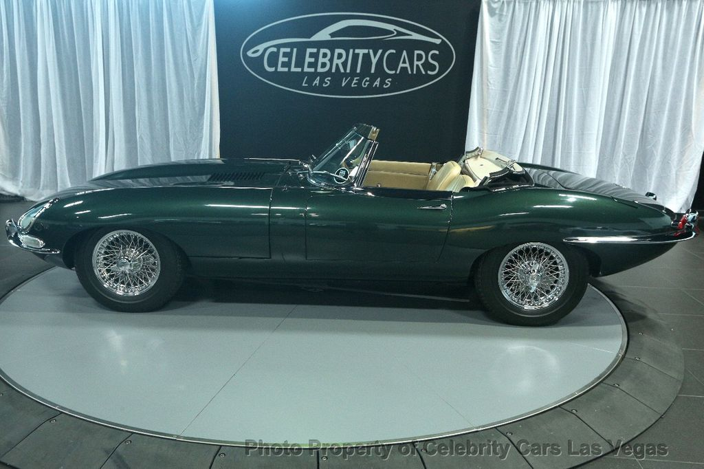 1965 Used Jaguar E Type Series 1 Xke At Celebrity Cars Las Vegas Nv Iid 18946118