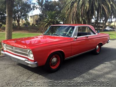 1965 Plymouth Belvedere Satellite  Coupe