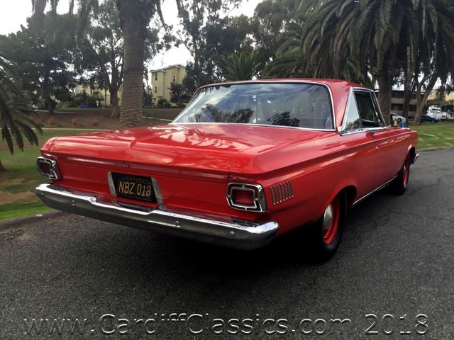 1965 Plymouth Belvedere Satellite  - Click to see full-size photo viewer