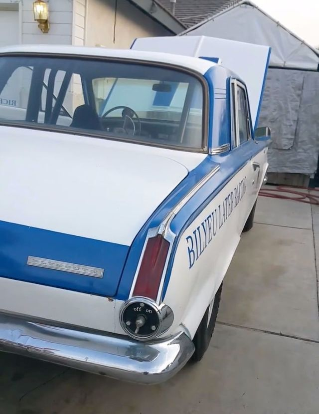 1965 Used Plymouth Valiant Race Car at WeBe Autos Serving Long ...