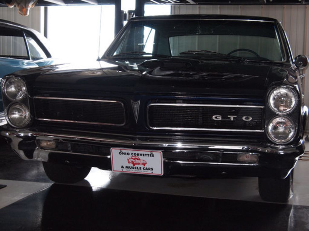 1965 Pontiac GTO Coupe - 15096830 - 11