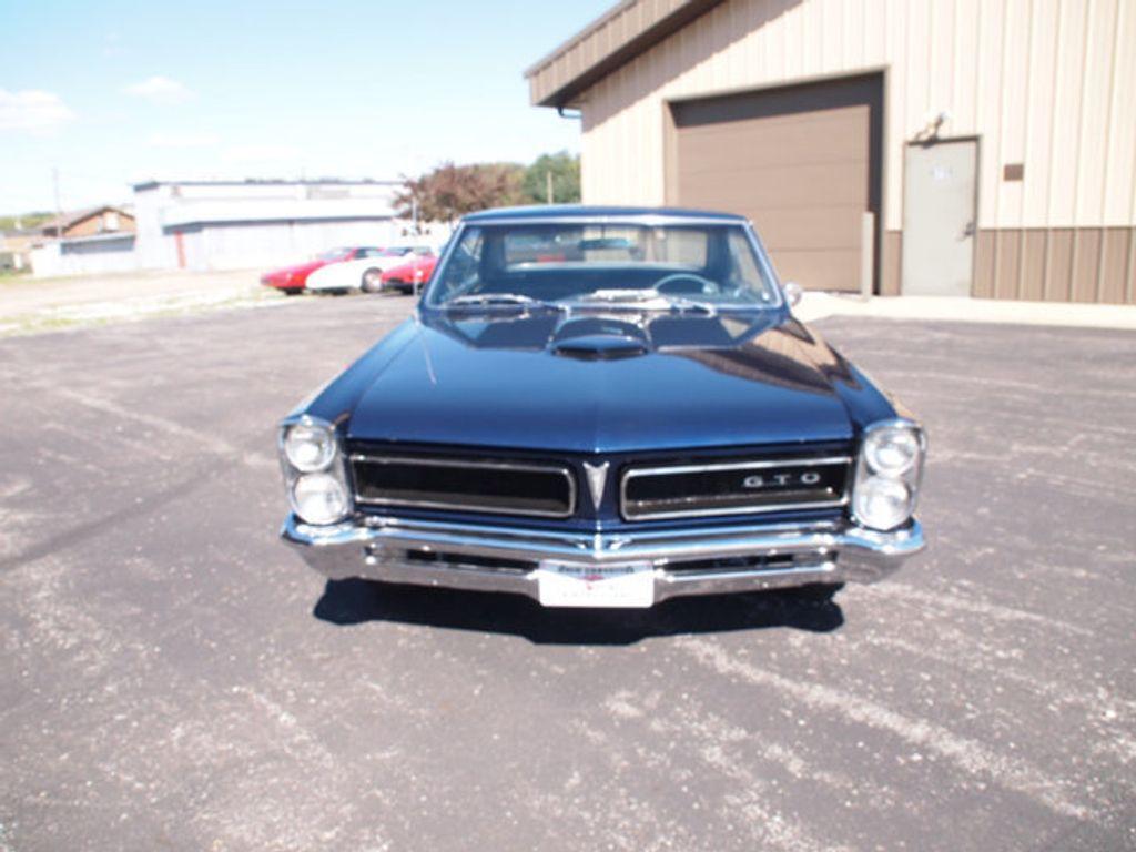 1965 Pontiac GTO Coupe - 15096830 - 1