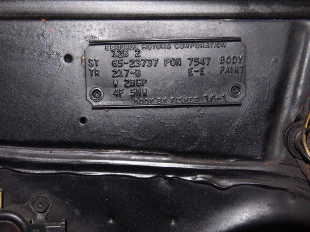 1965 Pontiac GTO Coupe - 15096830 - 34