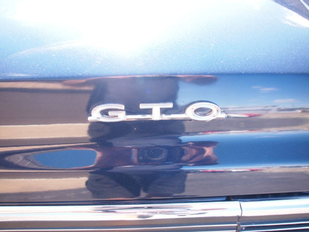 1965 Pontiac GTO Coupe - 15096830 - 7