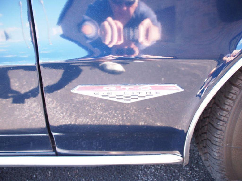 1965 Pontiac GTO Coupe - 15096830 - 8