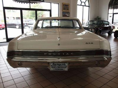 1965 Pontiac GTO SOLD - Click to see full-size photo viewer