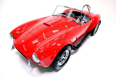 1965 Shelby COBRA CSX4000 Series * ONLY 775 Miles...One of a Kind! - Click to see full-size photo viewer