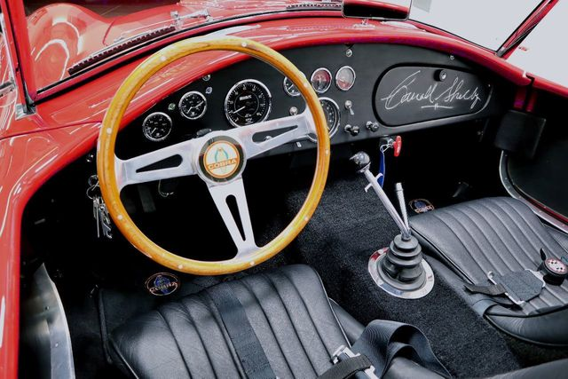 1965 Shelby COBRA CSX4000 Series