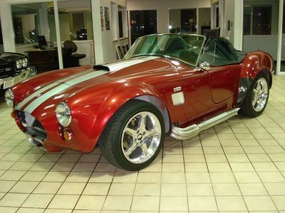 1965 Shelby Cobra Replica SOLD Convertible
