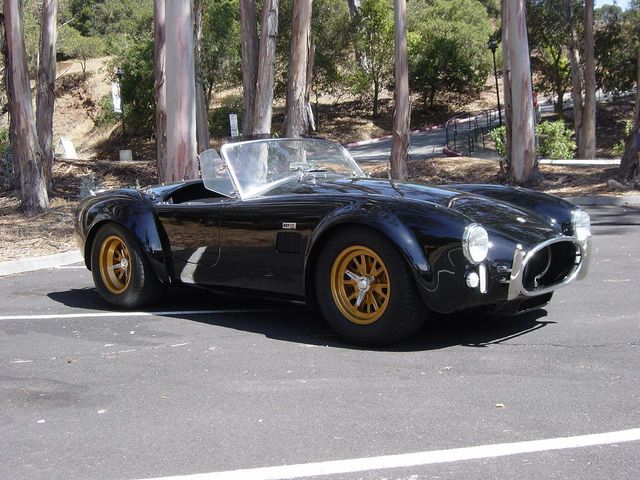 1965 Superformance MKIII Roadster 20th Anniversary Superformance Roadster