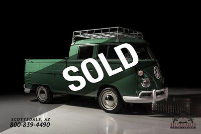 1965 Volkswagen Double Cab Pickup  Truck