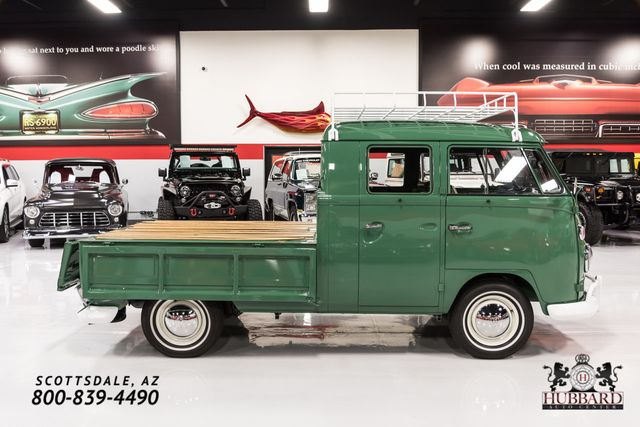 1965 Volkswagen Double Cab Pickup  - Click to see full-size photo viewer