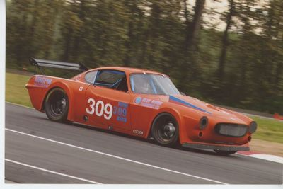 1965 Volvo 1800 RACE CAR