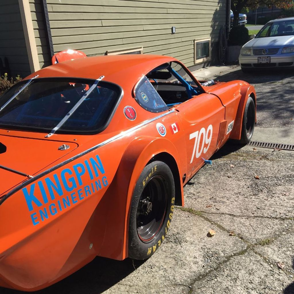 1965 Volvo 1800 RACE CAR  - 17641796 - 11