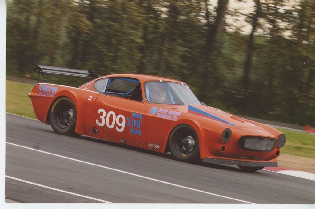 1965 Volvo 1800 RACE CAR REDUCED - 17641796 - 0