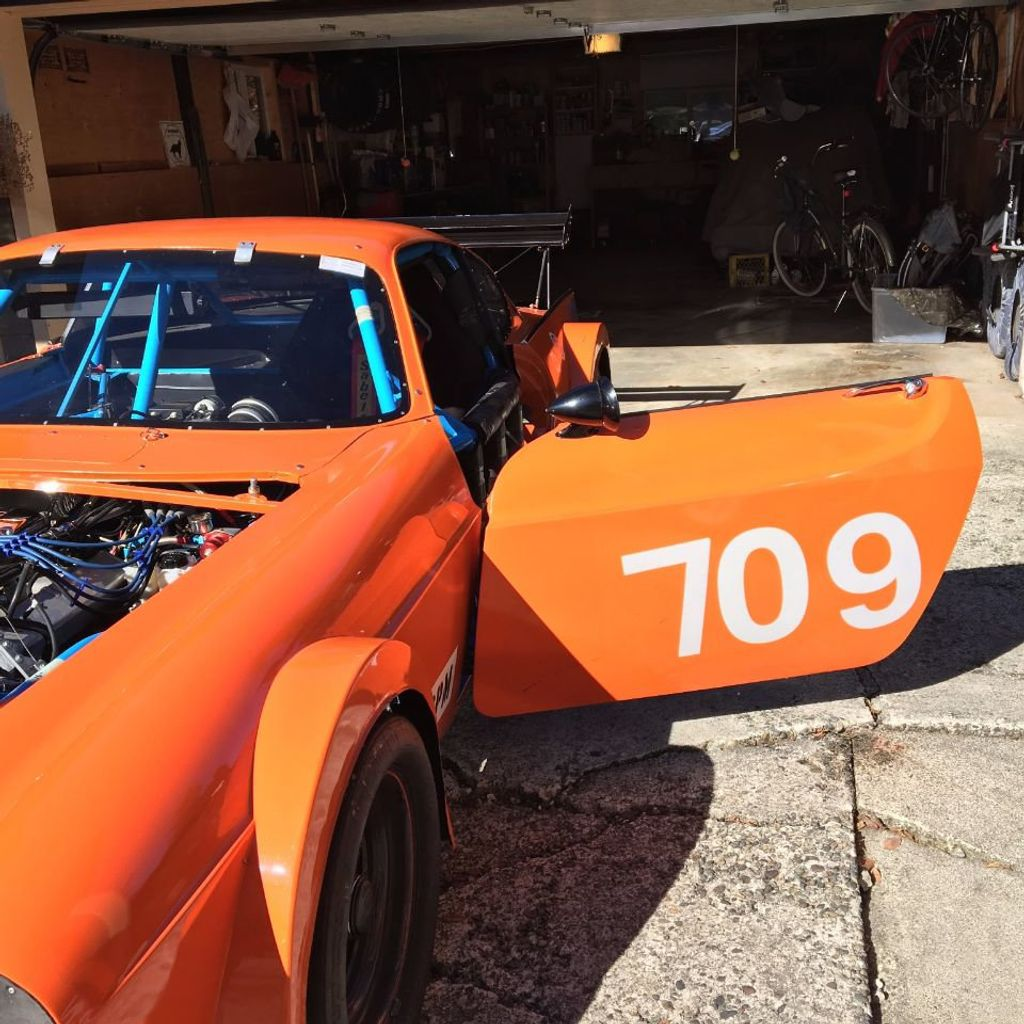 1965 Volvo 1800 RACE CAR REDUCED - 17641796 - 15