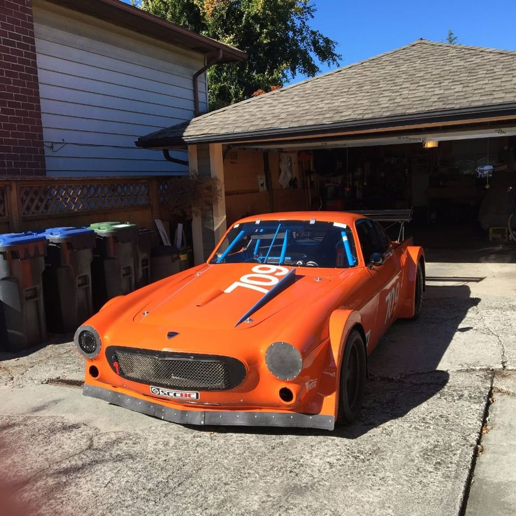 1965 Volvo 1800 RACE CAR REDUCED - 17641796 - 17