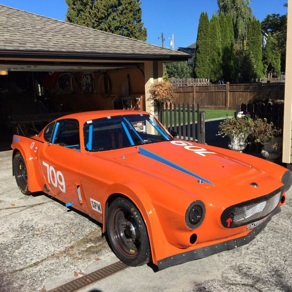 1965 Volvo 1800 RACE CAR REDUCED - 17641796 - 18