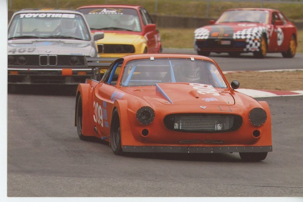 1965 Volvo 1800 RACE CAR REDUCED - 17641796 - 1