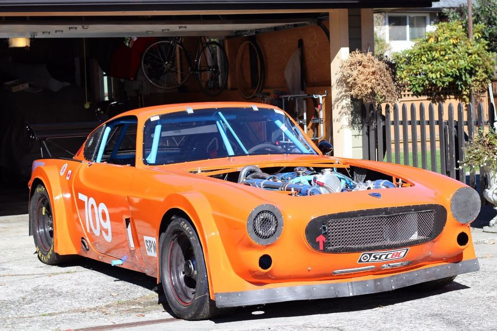 1965 Volvo 1800 RACE CAR REDUCED - 17641796 - 24