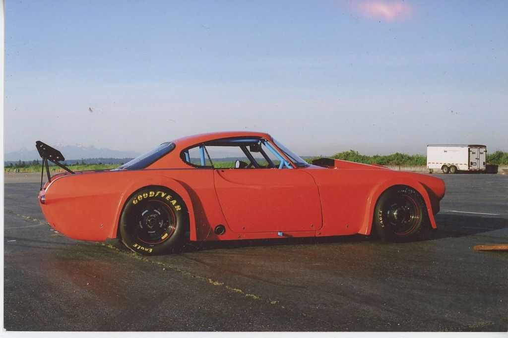 1965 Volvo 1800 RACE CAR REDUCED - 17641796 - 27
