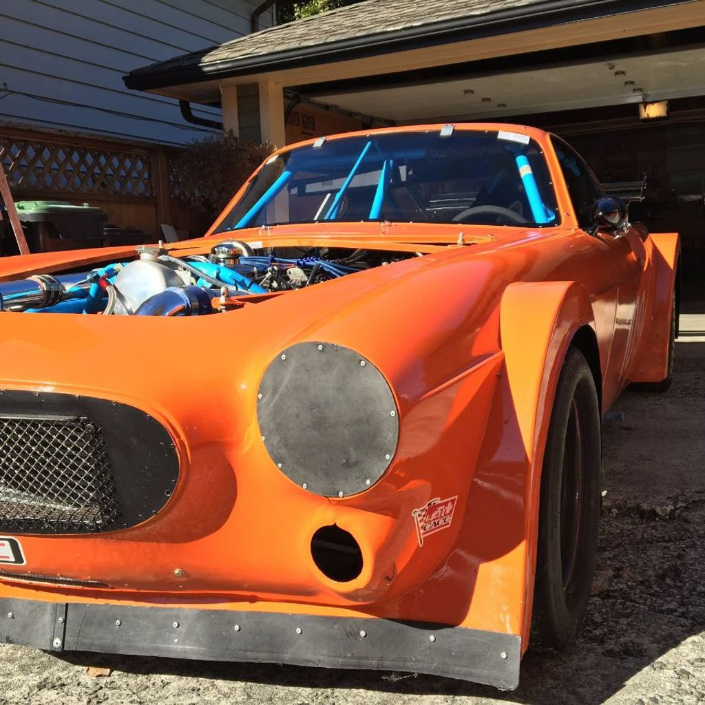 1965 Volvo 1800 RACE CAR REDUCED - 17641796 - 5
