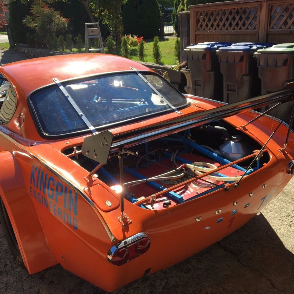 1965 Volvo 1800 RACE CAR REDUCED - 17641796 - 7
