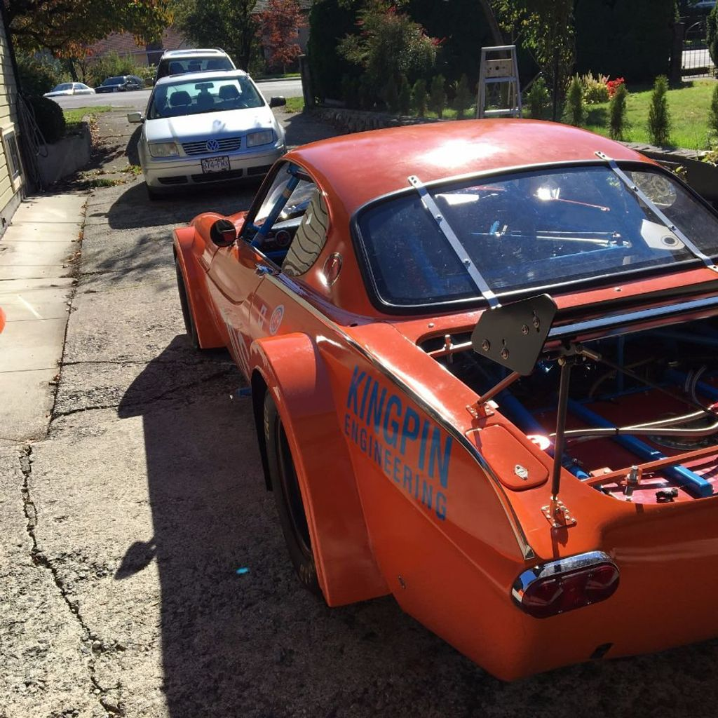 1965 Volvo 1800 RACE CAR REDUCED - 17641796 - 8