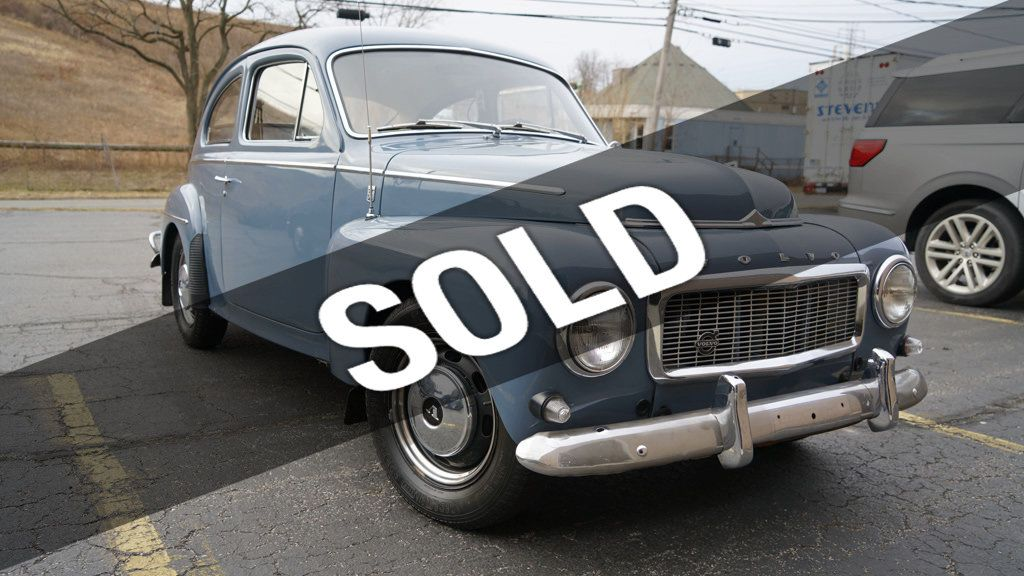 1965 Used Volvo PV544 Sport at WeBe Autos Serving Long ...