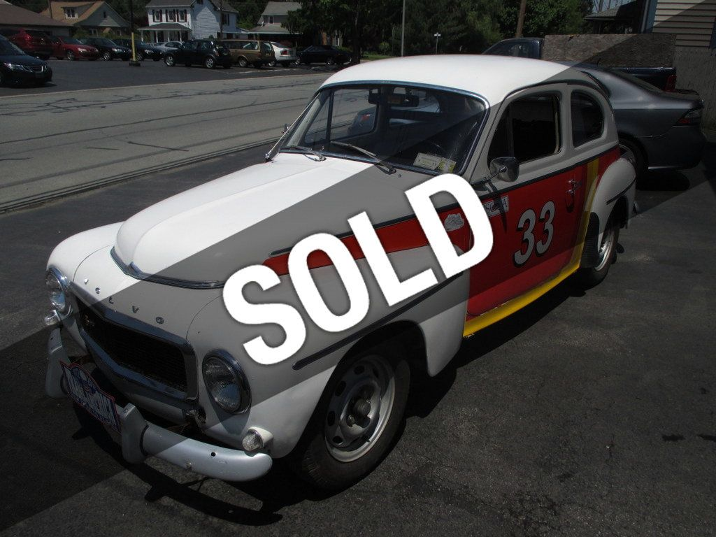 1965 Used Volvo PV 544 Historic Transamerica Rally Car at Swedish ...