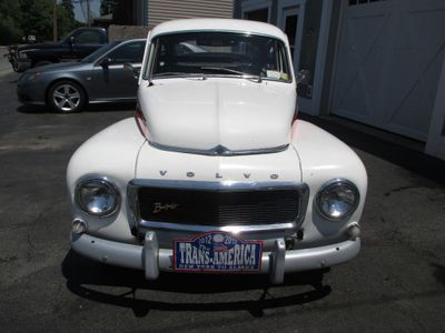 1965 Volvo PV 544 Historic Transamerica Rally Car - Click to see full-size photo viewer