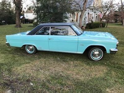 1966 AMC Rambler  Coupe