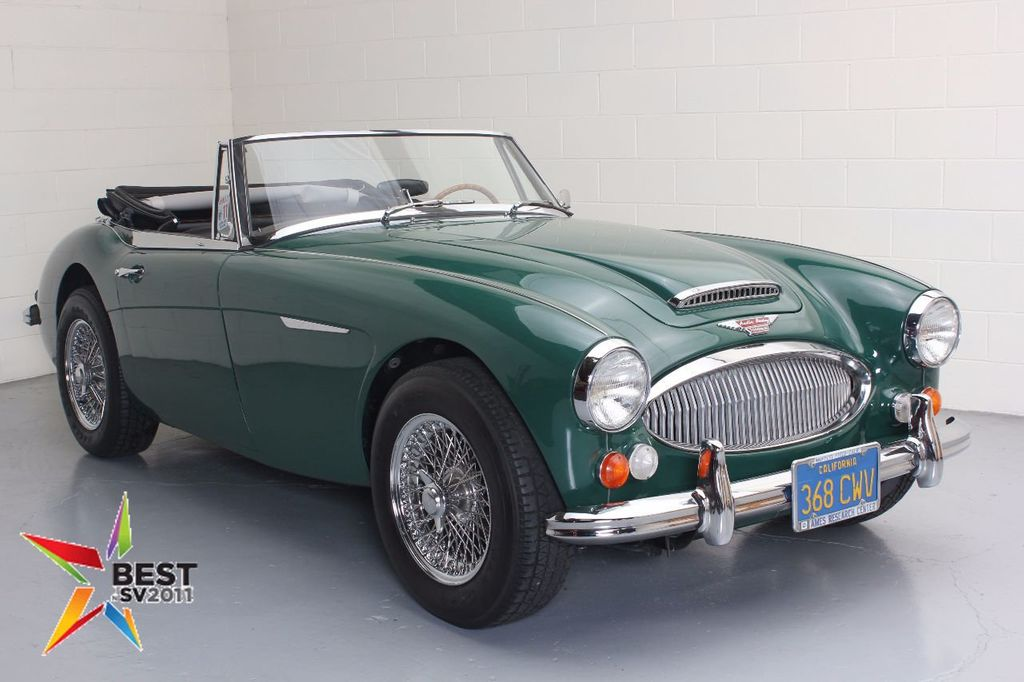 Austin Healey For Sale >> 1966 Austin Healey 3000 Mk Iii Convertible For Sale Campbell Ca