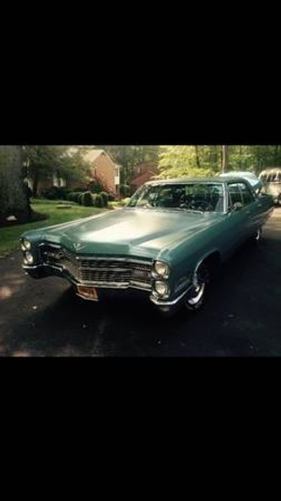 1966 Cadillac Calais  Sedan