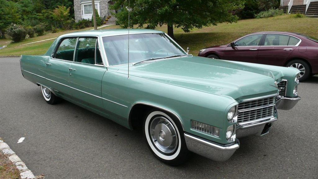 1966 Used Cadillac DEVILLE CALAIS at Find Great Cars Serving RAMSEY